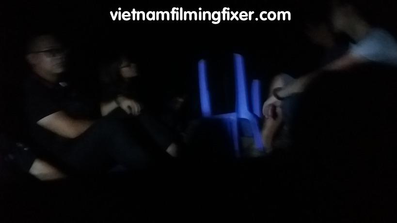 filming in dong nai vietnam