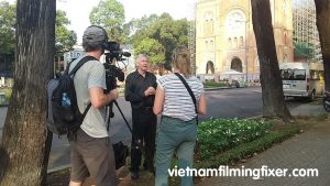 filming in ho chi minh city vietnam