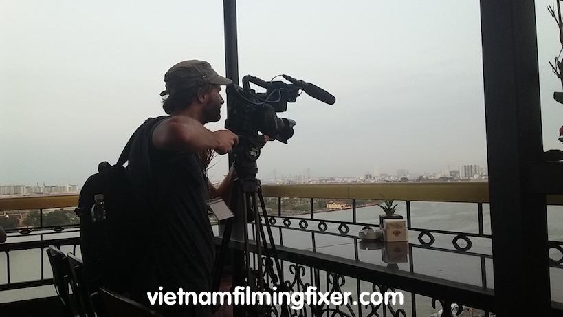 filming in ho chi minh city vietnam