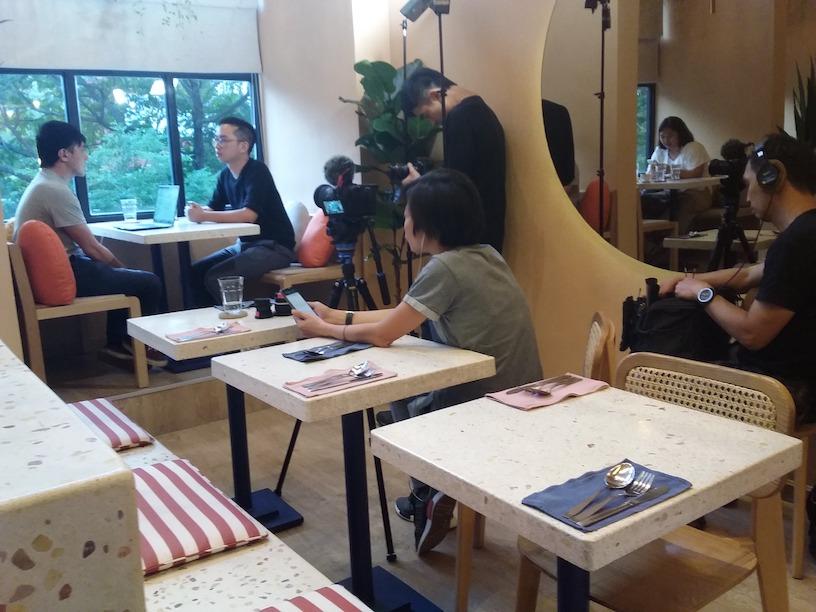 Interview of Taku