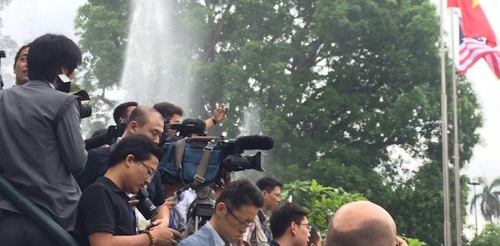 film crew vietnam