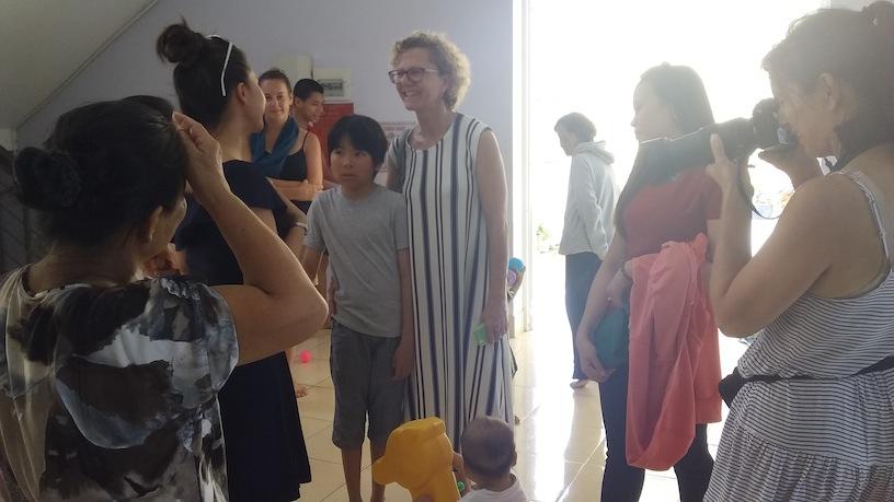 swedish adopt vietnamese son